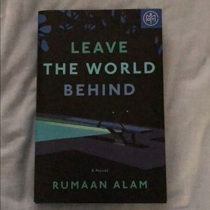 BOTM-Leave The World Behind hardcover book